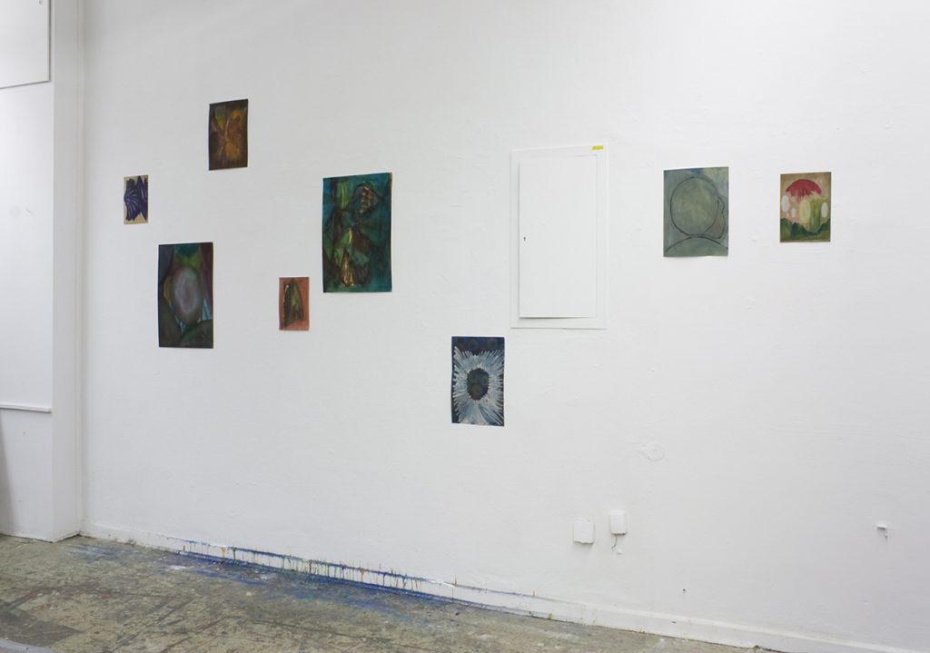Max Santo Installationsansicht